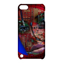 Display Dummy Binary Board Digital Apple Ipod Touch 5 Hardshell Case With Stand by Nexatart