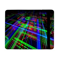 Electronics Board Computer Trace Samsung Galaxy Tab Pro 8 4  Flip Case by Nexatart