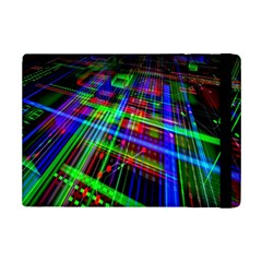 Electronics Board Computer Trace Ipad Mini 2 Flip Cases by Nexatart