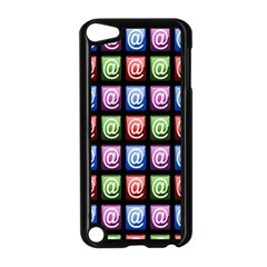 Email At Internet Computer Web Apple Ipod Touch 5 Case (black) by Nexatart