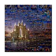 Dubai Tile Coasters