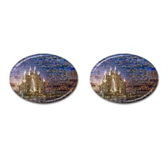 Dubai Cufflinks (oval)