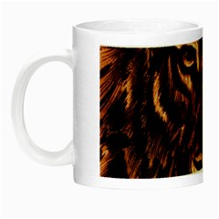 Eye Of The Tiger Night Luminous Mugs
