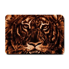 Eye Of The Tiger Small Doormat