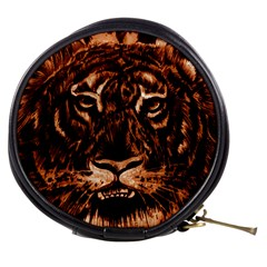 Eye Of The Tiger Mini Makeup Bags