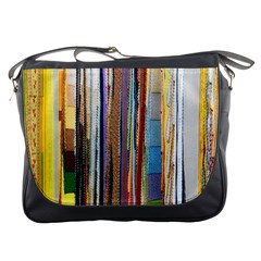 Fabric Messenger Bags