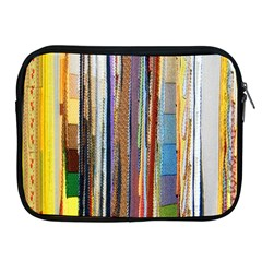 Fabric Apple Ipad 2/3/4 Zipper Cases by Nexatart