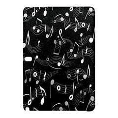 Fabric Cloth Textile Clothing Samsung Galaxy Tab Pro 10 1 Hardshell Case by Nexatart