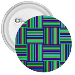 Fabric Pattern Design Cloth Stripe 3  Buttons by Nexatart