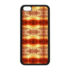 Fabric Design Pattern Color Apple Iphone 5c Seamless Case (black) by Nexatart