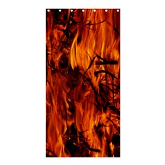Fire Easter Easter Fire Flame Shower Curtain 36  X 72  (stall)  by Nexatart
