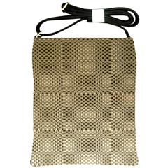 Fashion Style Glass Pattern Shoulder Sling Bags by Nexatart