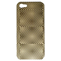 Fashion Style Glass Pattern Apple Iphone 5 Hardshell Case by Nexatart
