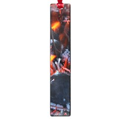 Fire Embers Flame Heat Flames Hot Large Book Marks by Nexatart