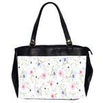 Floral Pattern Background  Office Handbags (2 Sides)  Front