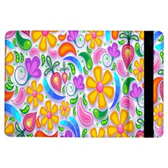 Floral Paisley Background Flower Ipad Air Flip by Nexatart