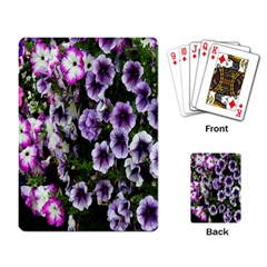 Flowers Blossom Bloom Plant Nature Playing Card by Nexatart