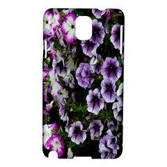 Flowers Blossom Bloom Plant Nature Samsung Galaxy Note 3 N9005 Hardshell Case by Nexatart