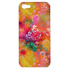 Here In Heaven Apple Iphone 5 Hardshell Case by KirstenStar
