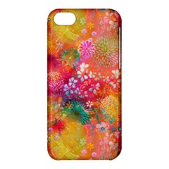 Here In Heaven Apple Iphone 5c Hardshell Case by KirstenStar