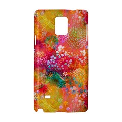 Here In Heaven Samsung Galaxy Note 4 Hardshell Case by KirstenStar