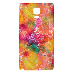 Here In Heaven Galaxy Note 4 Back Case by KirstenStar