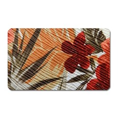 Fall Colors Magnet (rectangular)