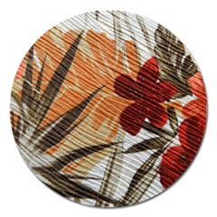 Fall Colors Magnet 5  (round)