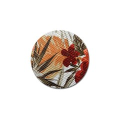 Fall Colors Golf Ball Marker