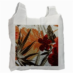 Fall Colors Recycle Bag (one Side) by Nexatart