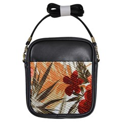 Fall Colors Girls Sling Bags by Nexatart