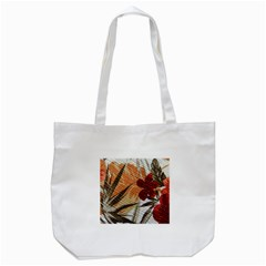 Fall Colors Tote Bag (white)