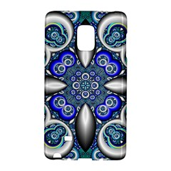 Fractal Cathedral Pattern Mosaic Galaxy Note Edge by Nexatart