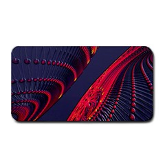 Fractal Art Digital Art Medium Bar Mats by Nexatart