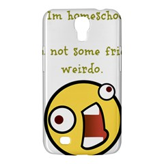 Weirdo Samsung Galaxy Mega 6 3  I9200 Hardshell Case by athenastemple