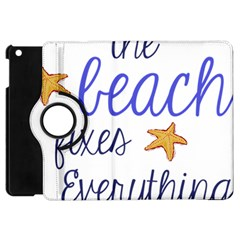 The Beach Fixes Everything Apple Ipad Mini Flip 360 Case by OneStopGiftShop