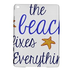 The Beach Fixes Everything Ipad Air 2 Hardshell Cases by OneStopGiftShop