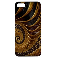 Fractal Spiral Endless Mathematics Apple Iphone 5 Hardshell Case With Stand