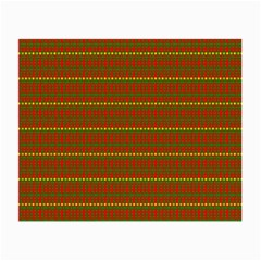 Fugly Christmas Xmas Pattern Small Glasses Cloth by Nexatart