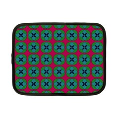 Geometric Patterns Netbook Case (small)  by Nexatart