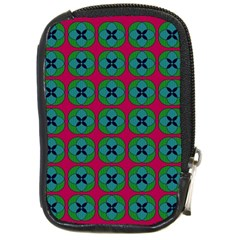 Geometric Patterns Compact Camera Cases by Nexatart