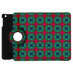 Geometric Patterns Apple Ipad Mini Flip 360 Case
