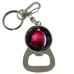 Glass Ball Decorated Beautiful Red Button Necklaces by Nexatart