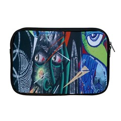 Graffiti Art Urban Design Paint Apple Macbook Pro 17  Zipper Case