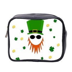 St  Patrick s Day Mini Toiletries Bag 2 Side by Valentinaart
