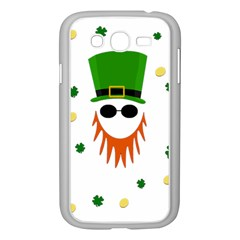 St  Patrick s Day Samsung Galaxy Grand Duos I9082 Case (white) by Valentinaart