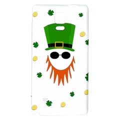 St  Patrick s Day Galaxy Note 4 Back Case by Valentinaart
