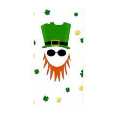 St  Patrick s Day Samsung Galaxy Alpha Hardshell Back Case by Valentinaart