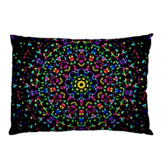 Fractal Texture Pillow Case