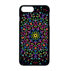 Fractal Texture Apple Iphone 7 Plus Seamless Case (black) by Nexatart